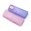 Portable Plastic Glasses Cases Trendy Reading Glasses Boxes Glasses Accessories