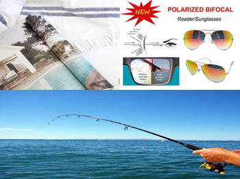 What is the polarized bifocal reader/sunglasses?