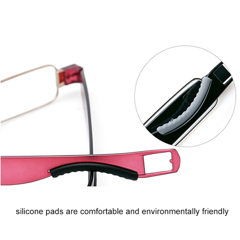 Upgraded 360 Degree Rotation Reading Glasses Ultraportability Mini Slim Folding Eyeglass Spectacles