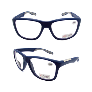 PC photochromic bifocal readers glasses