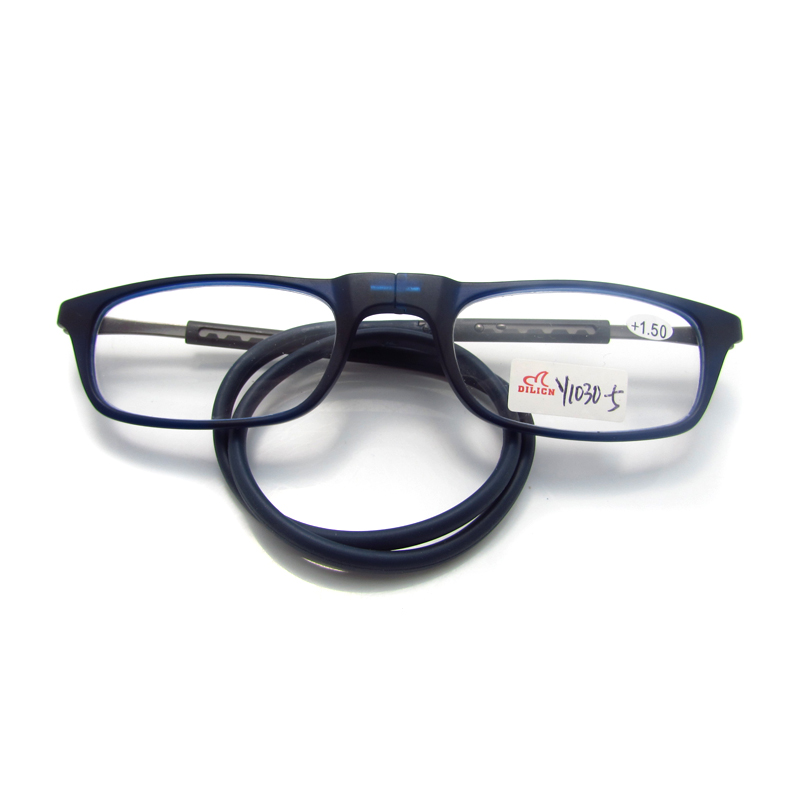 Magnetic TR90 reading glasses