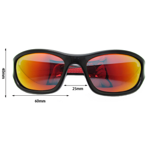 Fishing Sunglasses Floating Sunglasses UV400 Polarized Lightweight Floating Sports Outdoor Eyewear