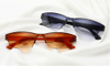 New Ultralight Light Half Frame Sunglasses Reading Glasses Unisex Comfy Fashion Eyeglasses