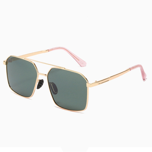 Night Nision High Material Polarized Sunglasses New Color Aluminum Alloy Sun Glasses Frame