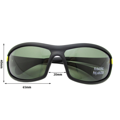 Floating Polarized Mirrored Sunglasses for Fishing, Boating and Water Activities