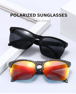 Polarized Sport Sunglasses Sun Glasses Goggles UV400 Sunglasses for Men Women Eyewear
