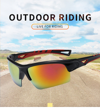 Designer sports sunglasses men polarized Riding Sun glasses Sun Glass Eyewear Bicycle Sport Glasses