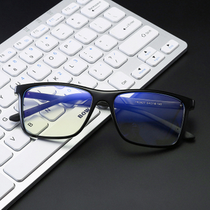 Anti Blue Light Computer Men Glasses Women Blue Light Blocking Eyewear Radiation Protection Gaming Eyeglasses Frame