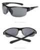 Mens Light Weight Sunglasses for Sports Outdoor Driving Small Lens Sunglasses Men Metal Frame Sun Glasses UV400