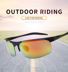Men's Sunglasses Sports Sun Glasses for Cycling Fishing Golf