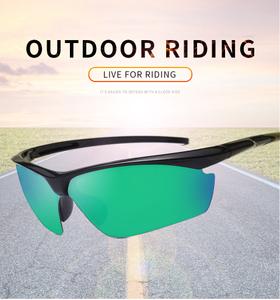 Sports Cycling Polarized Sunglasses for Men Sports Eyewear