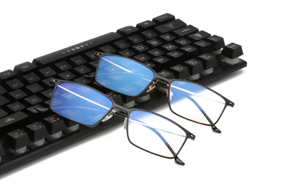 2020 Trends Office Anti Blue Light Oversized Glasses Computer Women Blue Blocking Gaming Men Eye Anti Blue Light Gaming Eyewear